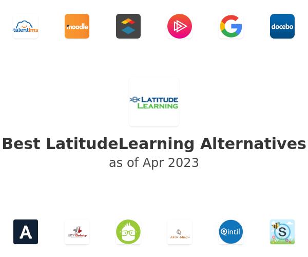 Best LatitudeLearning Alternatives