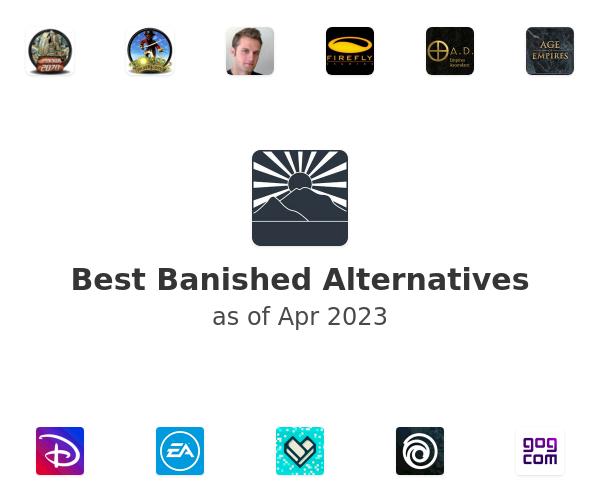 Best Banished Alternatives