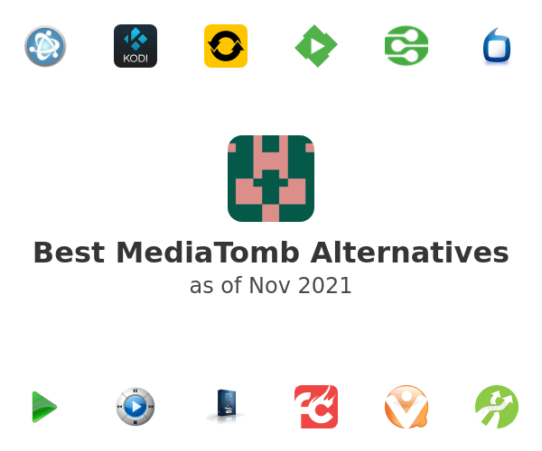 Best MediaTomb Alternatives