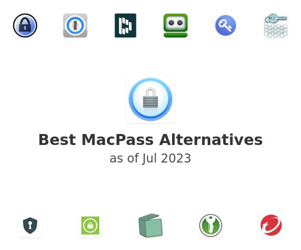Best MacPass Alternatives