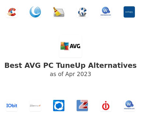 Best AVG PC TuneUp Alternatives