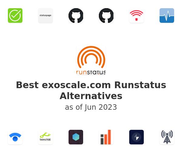 Best Runstatus Alternatives