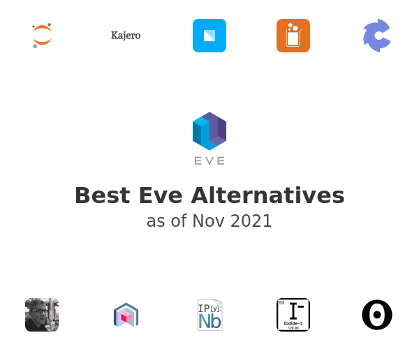 Best Eve Alternatives