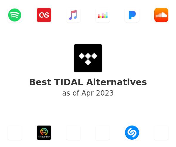 Best TIDAL Alternatives