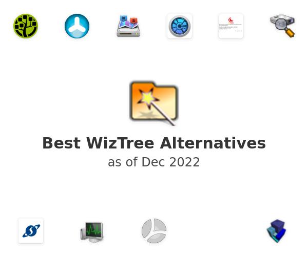 Best WizTree Alternatives