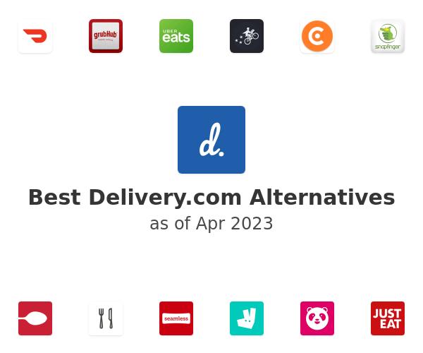 Best Delivery.com Alternatives