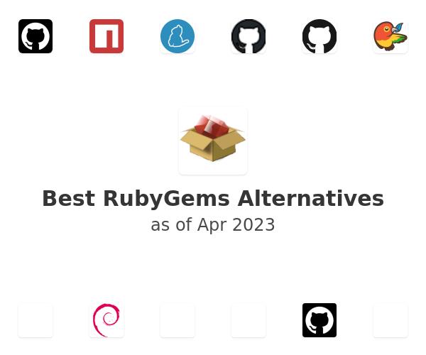 Best RubyGems Alternatives
