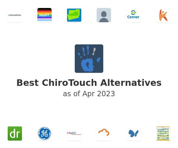 Best ChiroTouch Alternatives