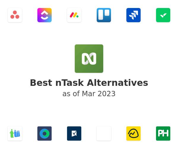Best nTask Alternatives