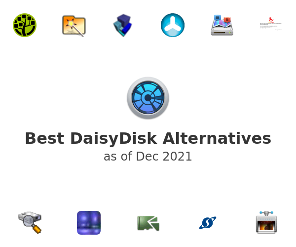 Best DaisyDisk Alternatives