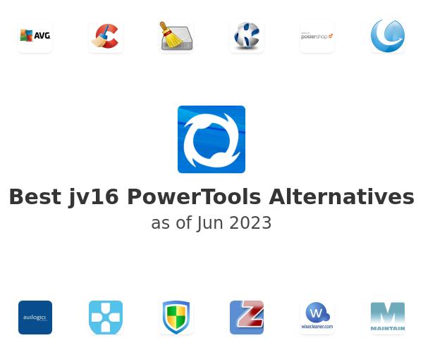 Best jv16 PowerTools Alternatives