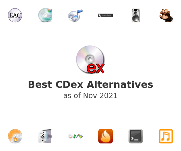 Best CDex Alternatives