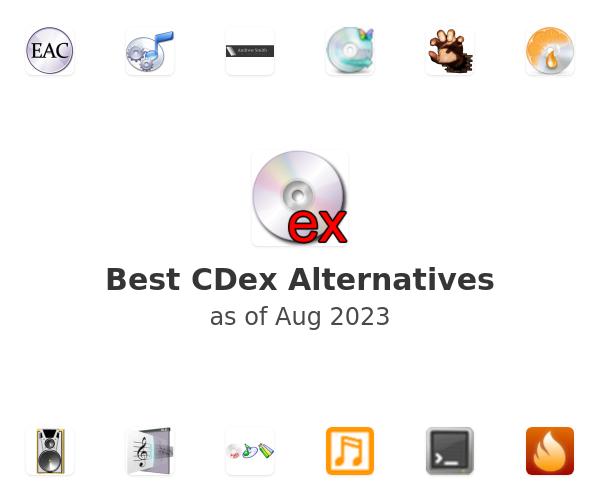 Best CDex Alternatives