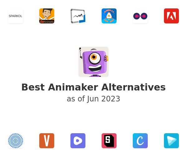Best Animaker Alternatives