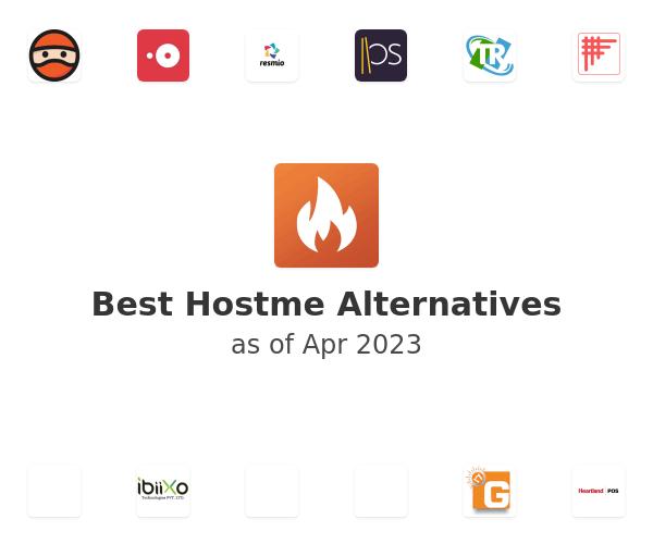 Best Hostme Alternatives
