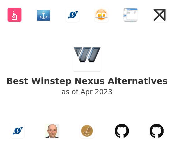 Best Winstep Nexus Alternatives