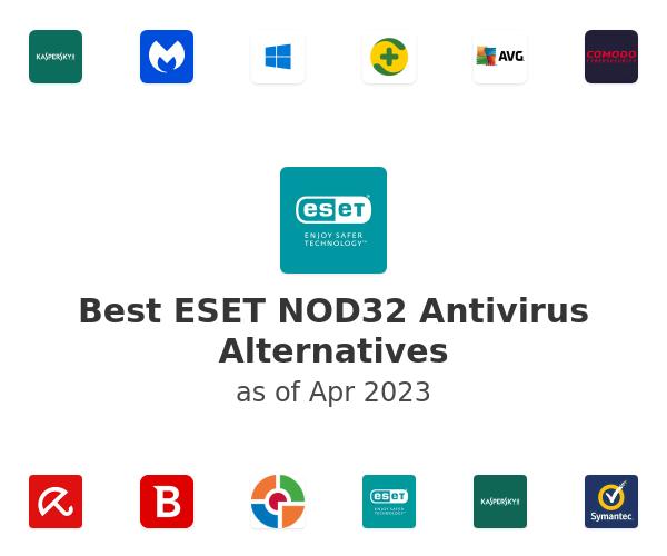 Best ESET NOD32 Antivirus Alternatives