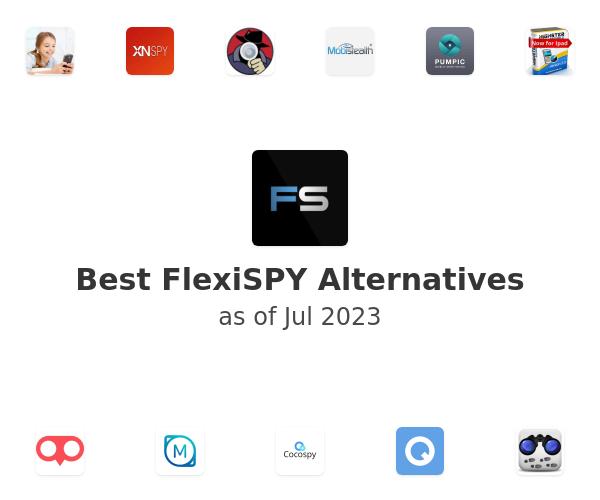 Best FlexiSPY Alternatives