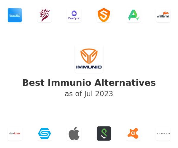Best Immunio Alternatives