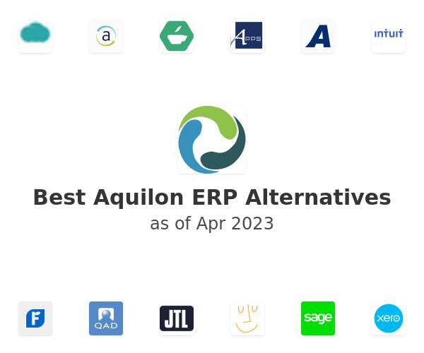Best Aquilon ERP Alternatives
