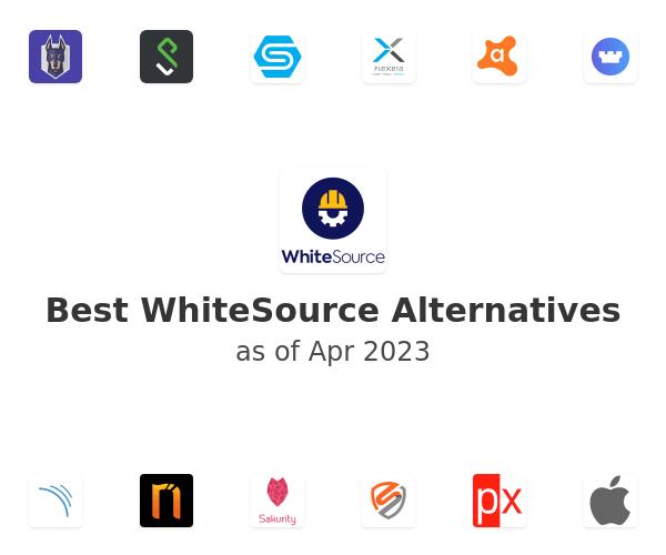 Best WhiteSource Alternatives