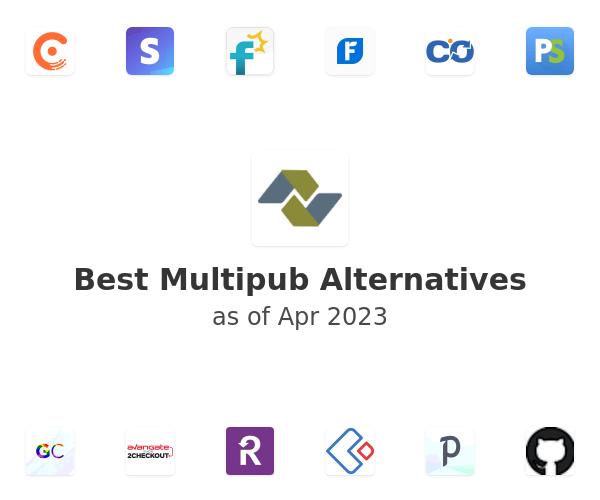 Best Multipub Alternatives