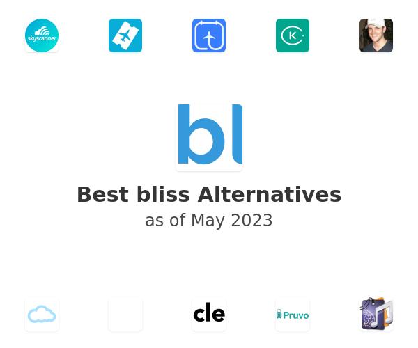 Best bliss Alternatives