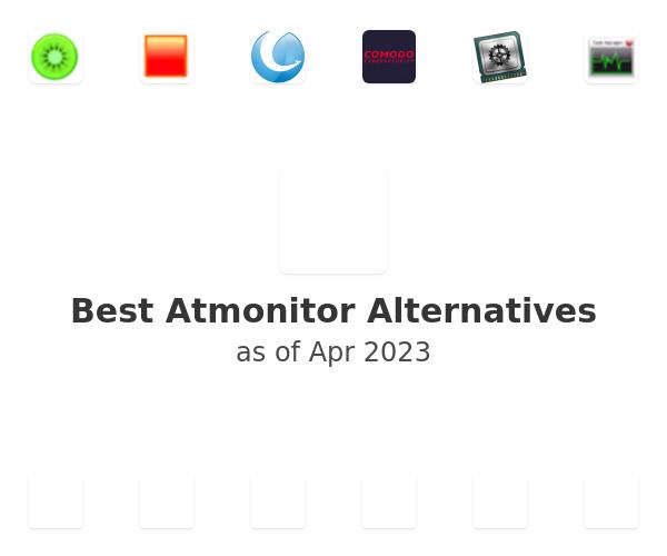 Best Atmonitor Alternatives