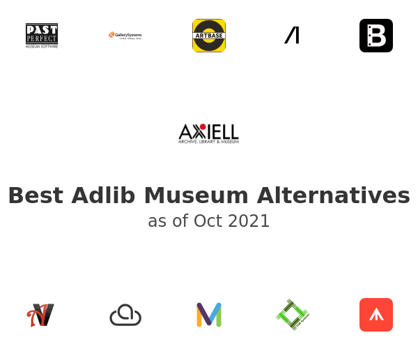 Best Adlib Museum Alternatives