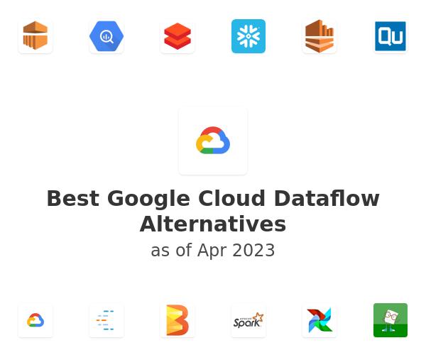 Best Google Cloud Dataflow Alternatives