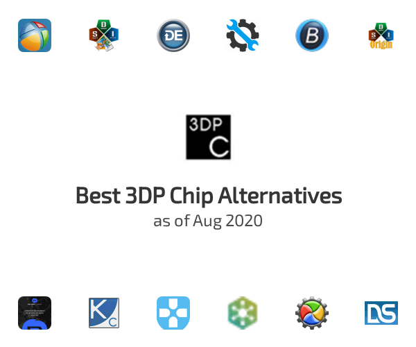 Best 3DP Chip Alternatives