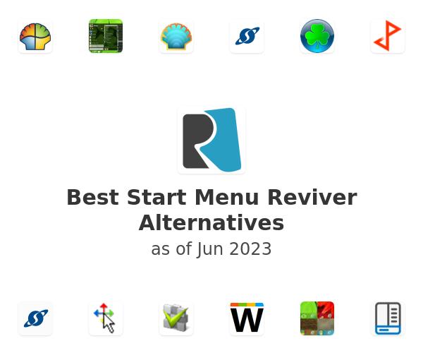 Best Start Menu Reviver Alternatives