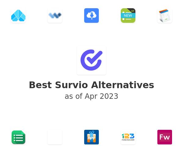 Best Survio Alternatives