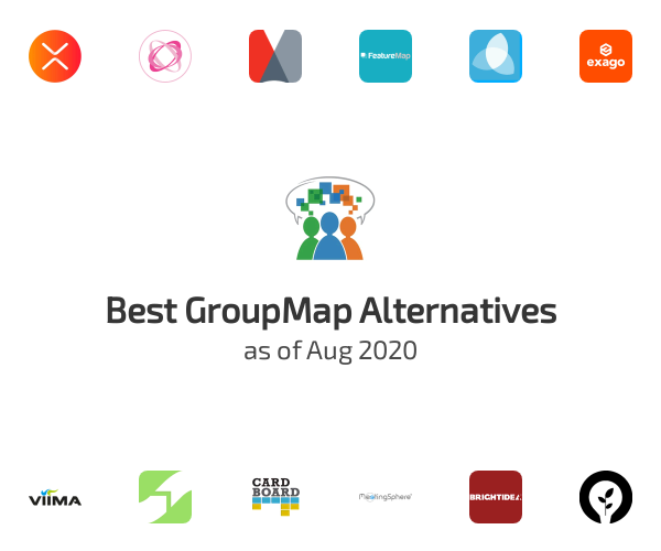 Best GroupMap Alternatives