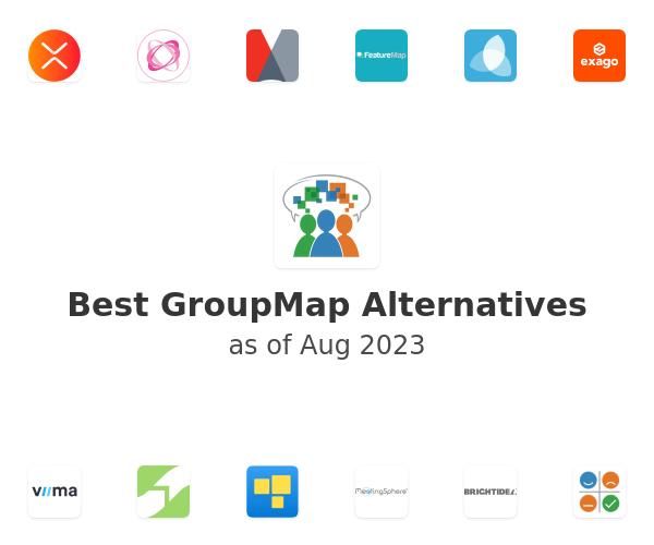 Best GroupMap Alternatives