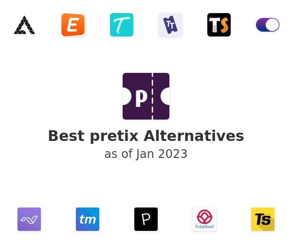 Best pretix Alternatives