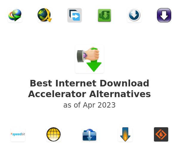 Best Internet Download Accelerator Alternatives