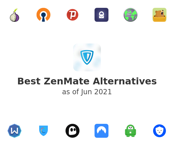 Best ZenMate Alternatives