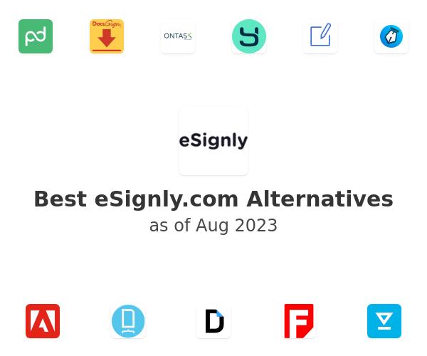 Best eSignly.com Alternatives