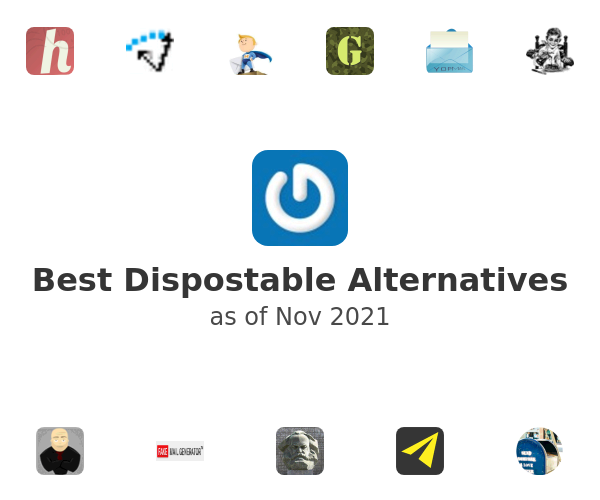 Best Dispostable Alternatives