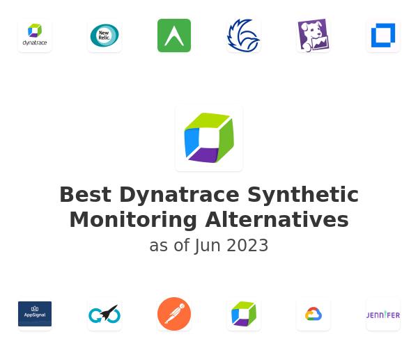 Best Dynatrace Synthetic Monitoring Alternatives