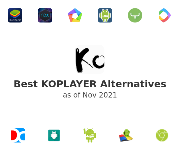 Best KOPLAYER Alternatives