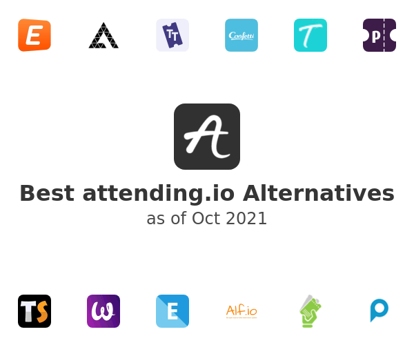 Best attending.io Alternatives