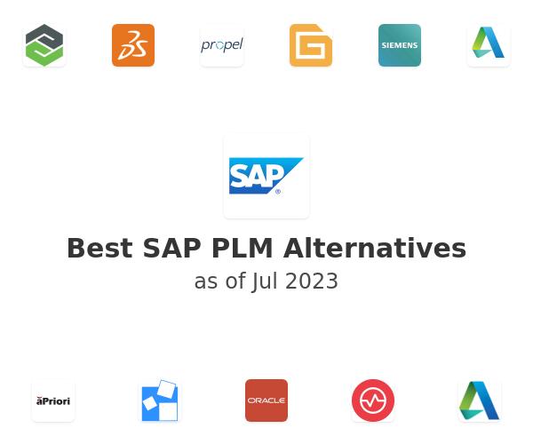 Best SAP PLM Alternatives