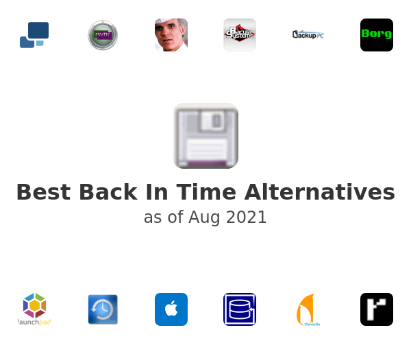 Best Back In Time Alternatives