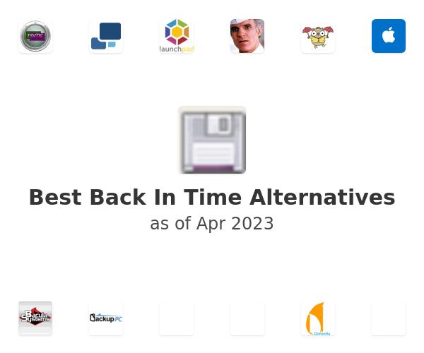 Best Back In Time Alternatives