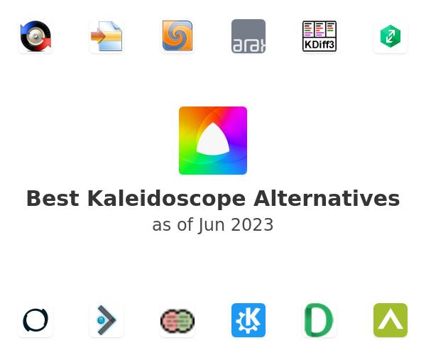 Best Kaleidoscope Alternatives