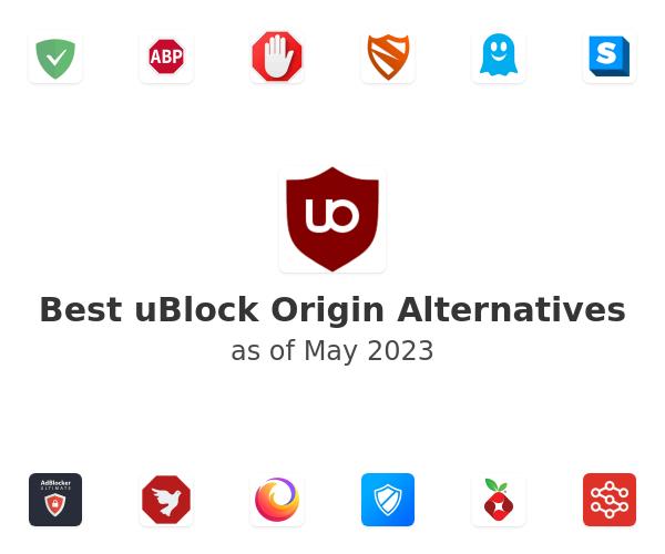 Best uBlock Origin Alternatives