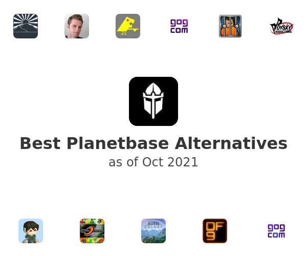 Best Planetbase Alternatives