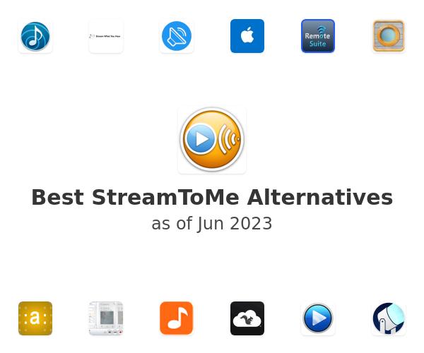 Best StreamToMe Alternatives